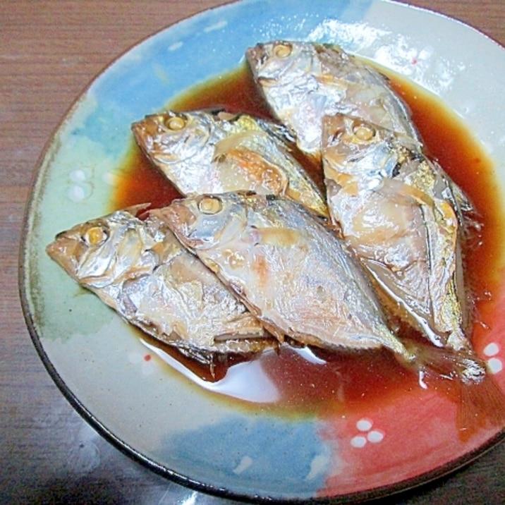 夏の魚 ギギ(柊)の煮付け