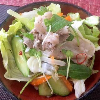 タイ風牛肉サラダ☆ヤムヌア☆やみつきになる美味しさ