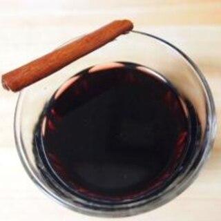 オレンジジュースのホットワイン