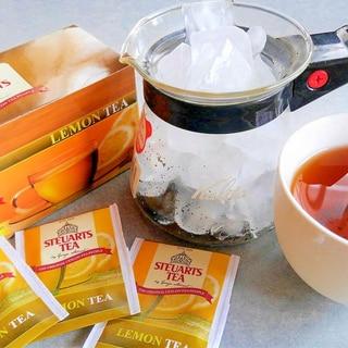 【放置でまろやか!】 氷出し紅茶