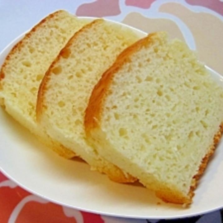材料は2つだけ!HMとヨーグルトで簡単ふわふわパン
