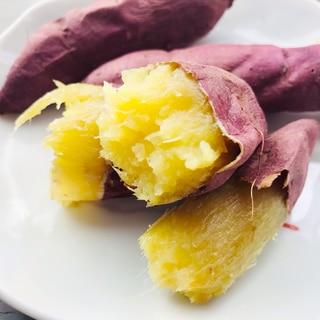 まるでスィートポテト♡密たっぷり♡お家で焼き芋