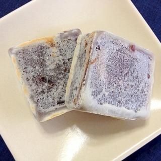 羊羹と小麦粉de☆きんつば