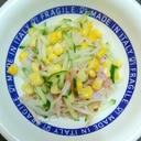味付け簡単☆中華風春雨サラダ