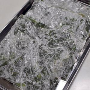 モロヘイヤの冷凍保存