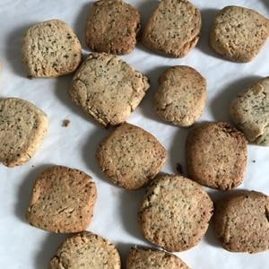 某コーヒー豆専門店のサクサクおからクッキー