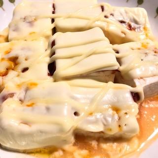 【簡単・スピード】豆腐チーズ