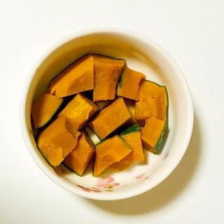 南瓜のレンジ煮