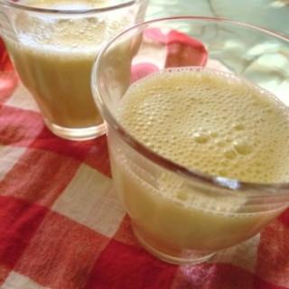 忙しい朝に☆豆乳バナナジュース
