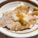 豚肉おろしポン酢