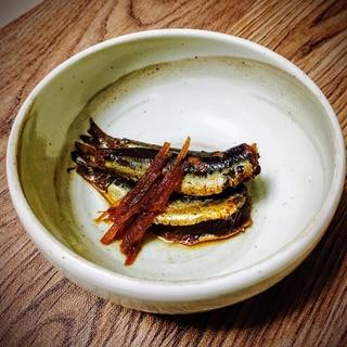活力鍋で☆イワシの甘露煮