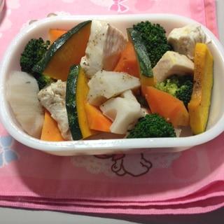 温野菜サラダ弁当☆