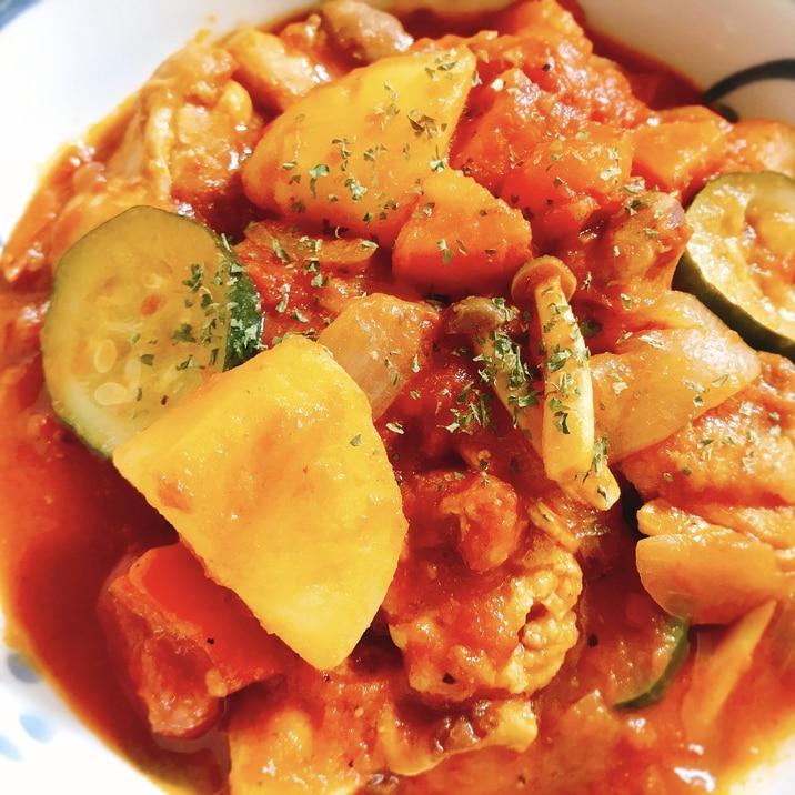 トマト 缶 レシピ