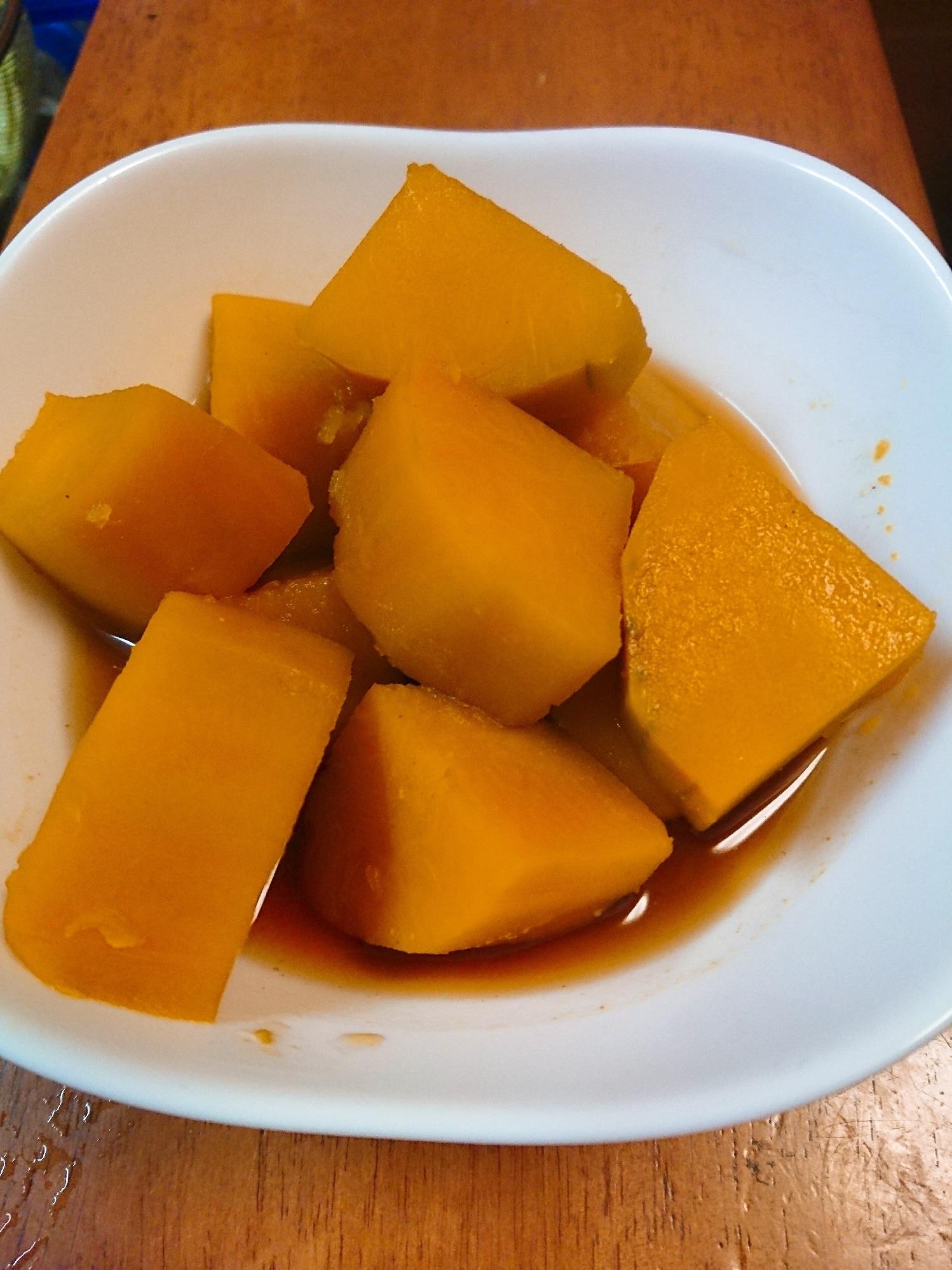 煮物 レシピ かぼちゃ