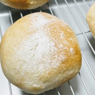 しっとりふわふわパン