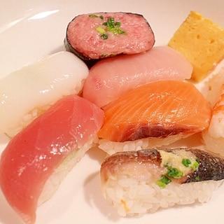 【コツ・裏技】残って冷蔵したお寿司を美味しく食べる