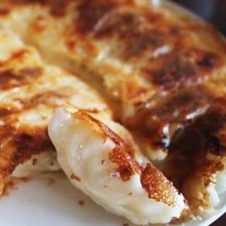 お店みたいなパリパリ美味しい餃子の焼き方