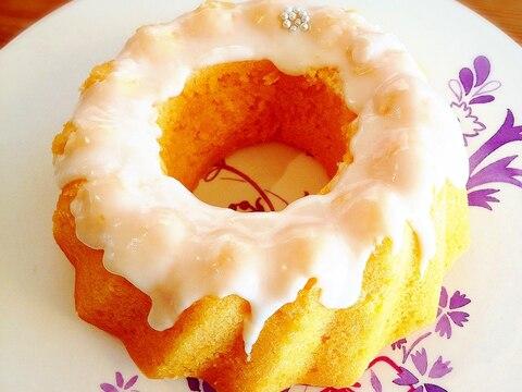 爽やか酸味のレモンケーキ