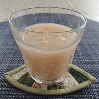 りんごジュース甘酒
