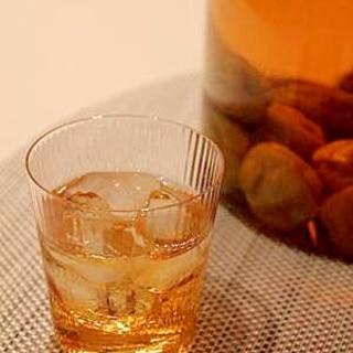 【酒】ジンとウイスキーで たのしい梅酒の仕込み