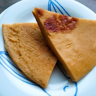 ミキサーで簡単もっちり野菜パンケーキ