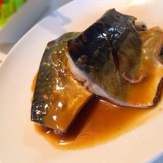 簡単 サバの味噌煮