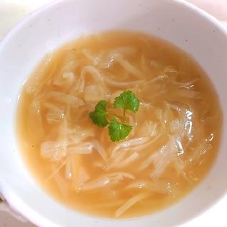 時短♪おいしい♪オニオンスープ♡