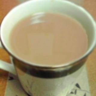 スタバっぽく?ほうじ茶ラテ