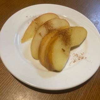 焼きリンゴ*ゆずマーマレード風味