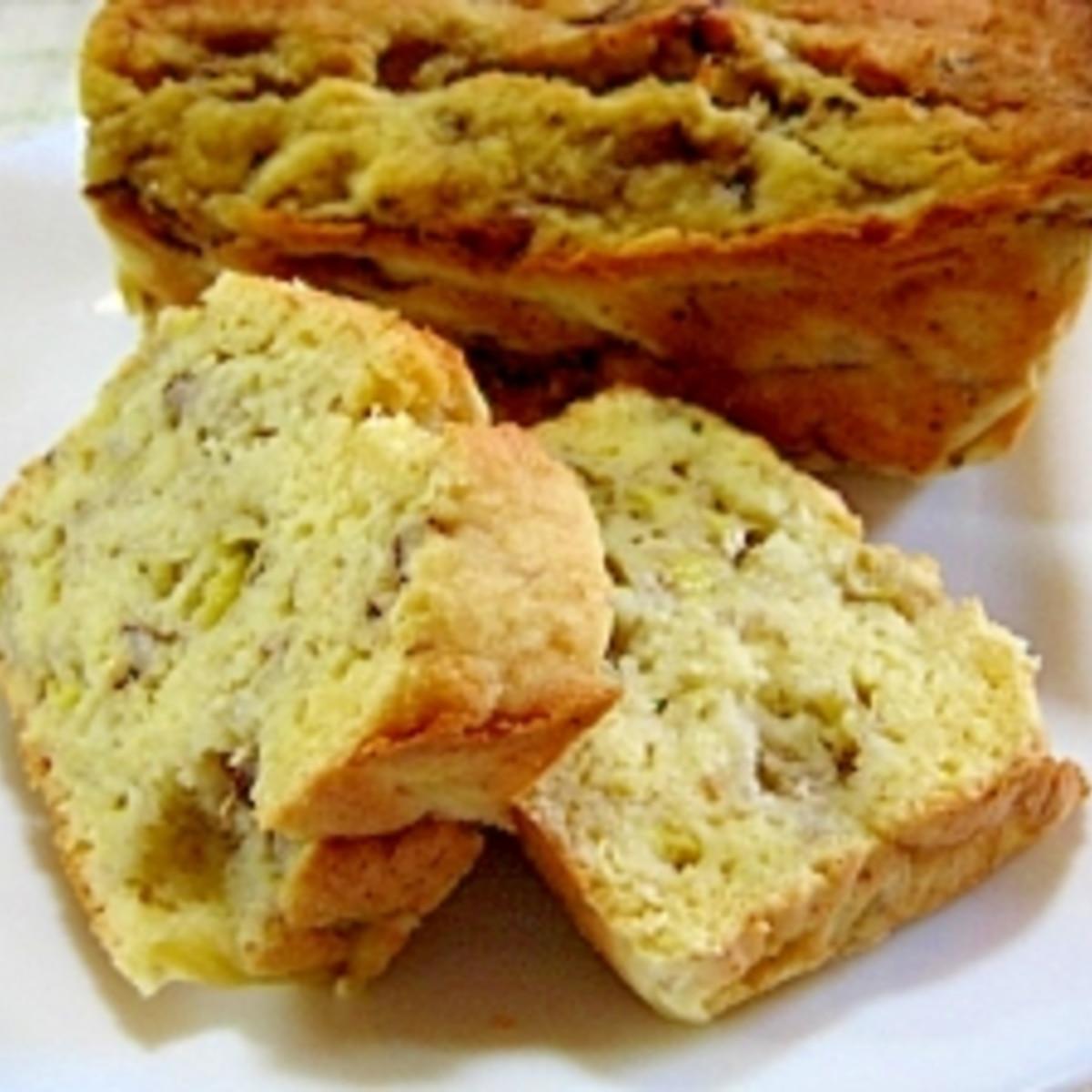 パウンド ケーキ ケーキ ミックス ホット バナナ