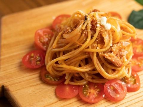 クリスマスメニュー!トマトケチャップナポリタン