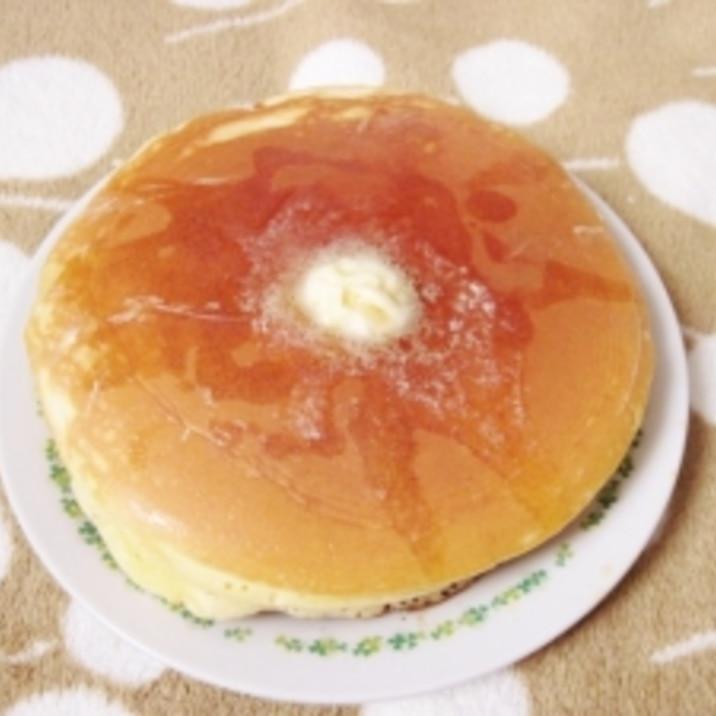 クリーミングパウダーで!栄養強化も簡単パンケーキ