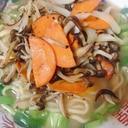 野菜炒めラーメン