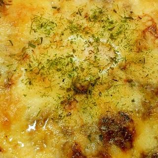 簡単/こんがりチーズの焼きカレードリア◆パンでも