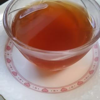 粉寒天で作る(^^)ルイボスティーゼリー