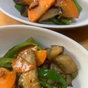 色々野菜のオイスター炒め