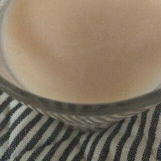 甜茶シナモンラテ