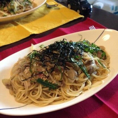 とても美味しかったです☆ お店で食べるような味でした(^O^) 素敵なレシピありがとうございました!