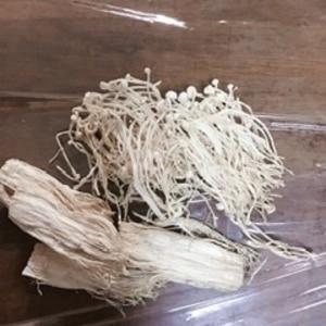 干しえのき茸の作り方