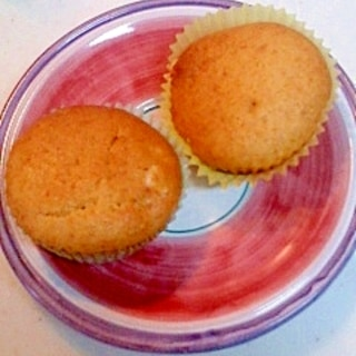 ヨーグルトカップケーキ