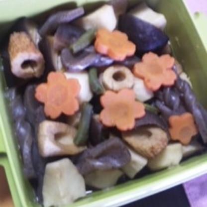 根菜いっぱいで食べ応えがあり、家族も大満足でした!とても美味しかったです!