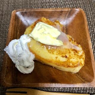ココナッツ風味♡とろけるフレンチトースト