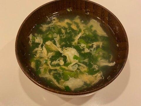 きれいにかきたま汁・卵スープを作るコツ