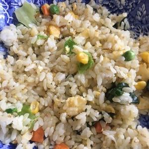 【春レタスのチャーハン】で簡単にお昼ご飯♪