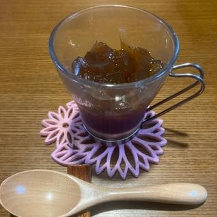 ぶどう&コーヒーWゼリー