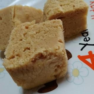 糖質制限大豆粉蒸しパン 卵なし