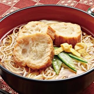 宮城県ご当地グルメの「あぶら麩温麺」