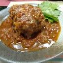 圧力鍋ですぐできる 牛テールのトマト煮込み