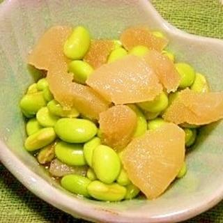 秘伝豆の浸し豆