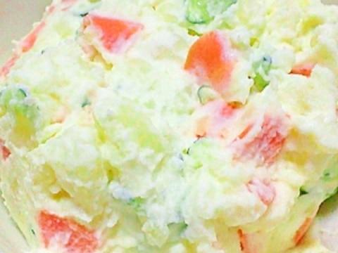 絶品☆クリーミーポテトサラダ